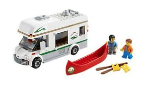 Lego City 60057 - Camper Van (Retired)