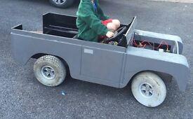 Land Rover toylander