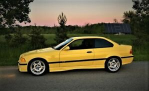 1994 BMW M3 Euro-Spec Canadian Edition #25