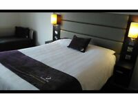 Tickets to stay in a Luxury Hotel (Premier in) Manchester Trafford