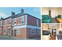 2 BEDROOMS   Newly Refurbished Lower Flat   CLOSE TO SEAFRONT   Frederick Street, Seaham   R127