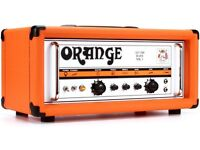 Orange AD200B Bass head with flightcase