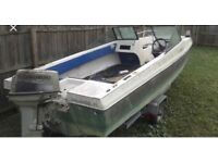 Wanted boat preferably with engine PROJECT