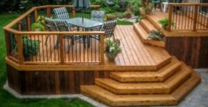 Decks. Fences. Pergola and so much more