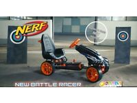 Nerf Battle Racer Brand New Sealed