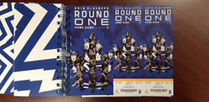 TORONTO MAPLE LEAFS PLAYOFF TICKETS 2019 HOME GAME 3