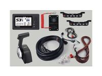 Yamaha Command Link Single Engine 6yc Display Kit 704Control Box 6YC-0E83C-10-00