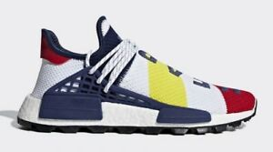"BBC x Pharrell Williams adidas Hu ""Heart/Mind""  NMD"