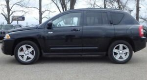2008 Jeep Compass Used + all season and winter tires