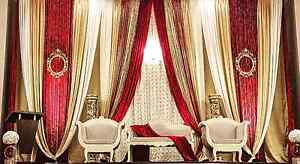 ☆☆☆WEDDING BACKDROPS DESIGNED BY THE WEDDING BOUTIQUE,  CALL NOW