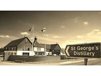 Sous Chef - New Build Restaurant at St Georges Distillery