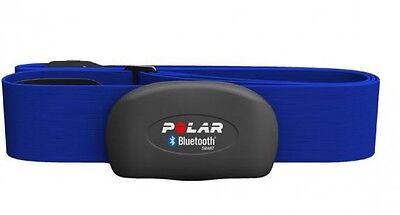 Polar H7 Herzfrequenz Sensoren Set Bluetooth SMART (4.0) M - XXL Blau