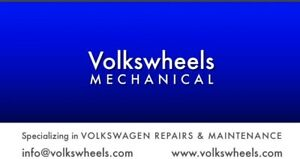 Volkswagen and Audi Repairs and Performance