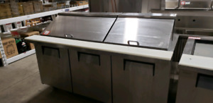USED PIZZA PREP TABLE
