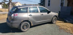 2006 Toyota Matrix ! Reliable, Gas Saver!