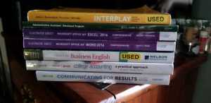 Administrative Office Professional Textbooks