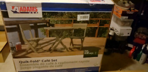 Bistro Set for sale