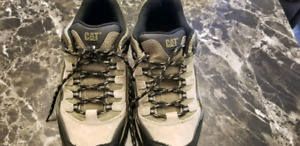 Men's size 8 CAT hiking boots
