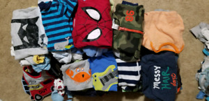 Newborn and up boys clothes