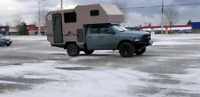 Frame Mounted Expedition Camper
