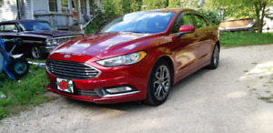 Looking for owner of this 2017 Fusion