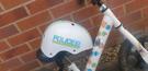 Balance bike and helmet