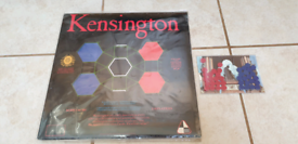 Vintage Kensington board game of 1979