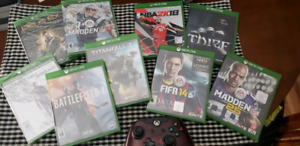 New & Used Xbox One games