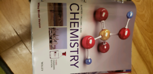 Chemistry 1001/ Carleton University/ first year for $70
