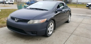 2006 Honda Civic, Loaded, Auto, Sunroof