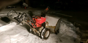 "1979 Sears 32"" 10hp Snow Blower"