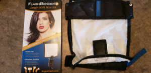 Flashbender large soft box kit