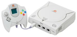 Looking for a Sega Dreamcast console with or without games.