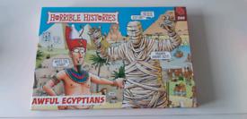 Puzzle Horrible histories