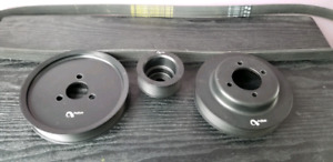 BMW E46 M3 ACTIVE AUTOWERKE POWER PULLEY SET