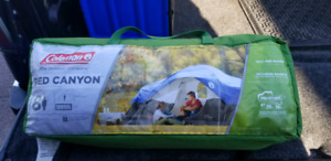 Coleman Red Canyon 8P Tent