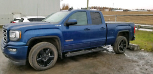 Gmc sierra elevation 1500 reprise de location