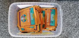 New Euro 2020 sticker packs x 70 not for swap