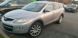 2008 mazda cx9 with 7 seater