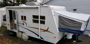 2005 Jayco Jay Feather  EXP  19H