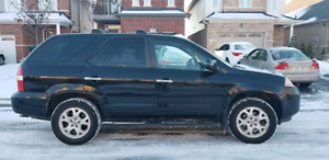 2002 Acura MDX 222km SUNROOF $2000 FIRM!!!