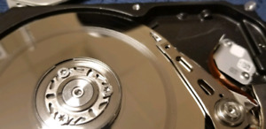 Data recovery from crashed/encrypted drives and flash in Ottawa