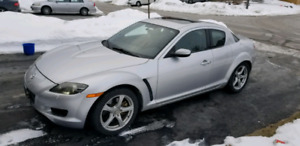 2004 Mazda RX8 GT 6Spd Manual