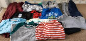 Boys 6/7 years clothing bundle