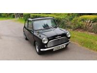 (SOLD) ROVER MINI 3/1990 1000 AUTO RETRO STYLED JAPANESE IMPORT - IN UK