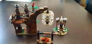 Lego  set 4182 pirates of the Caribbean