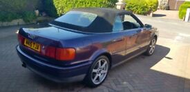 image for Audi, CABRIOLET, Convertible, 1995, Manual, 2598 (cc), 2 doors