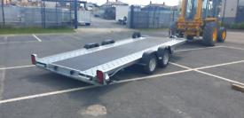 New 16ft woodford tiltbed car transporter recovery trailer