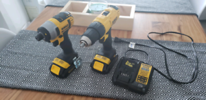 Ensemble Dewalt 20v