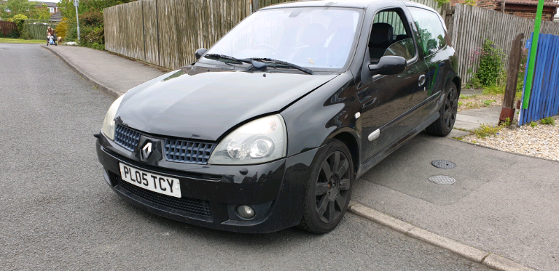 RenaultSport Clio 182 RS2 CAMMED mods | in Newton Aycliffe, County Durham |  Gumtree